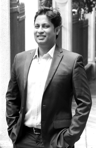 Saurabh Gupta, CEO & Founder, Earth5R