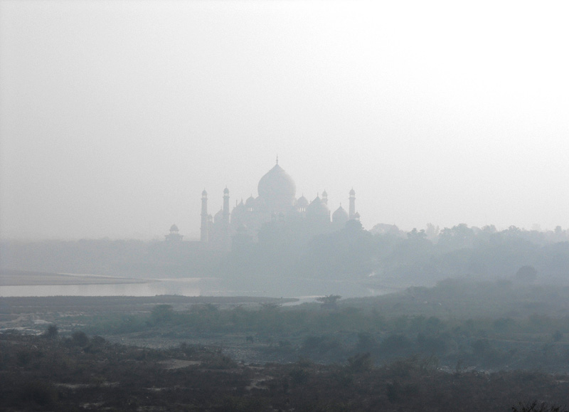 Water-pollution-Tajmahal-Earth5R