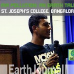 AIR POLLUTION IN INDIA: AN EARTH TALK BY EARTH5R AT ST. JOSEPH'S COLLEGE, BANGALORE