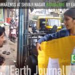 Creating e-waste awarenss in Bangalore