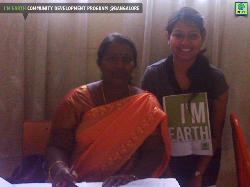 Earth Talk on Waste Management at Bangalore by Earth5R