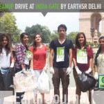 Cleanliness Drive at India Gate, Delhi