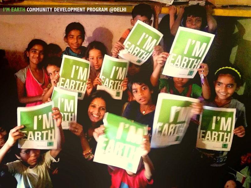 New Delhi slums Earth Talk by Earth5R