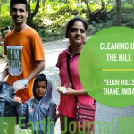 Cleanup Drive at Yeoor in Thane by Earth5R