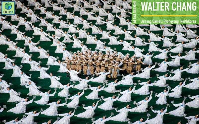 Walter Chang Arirang Games Pyongyang North Korea Earth5R