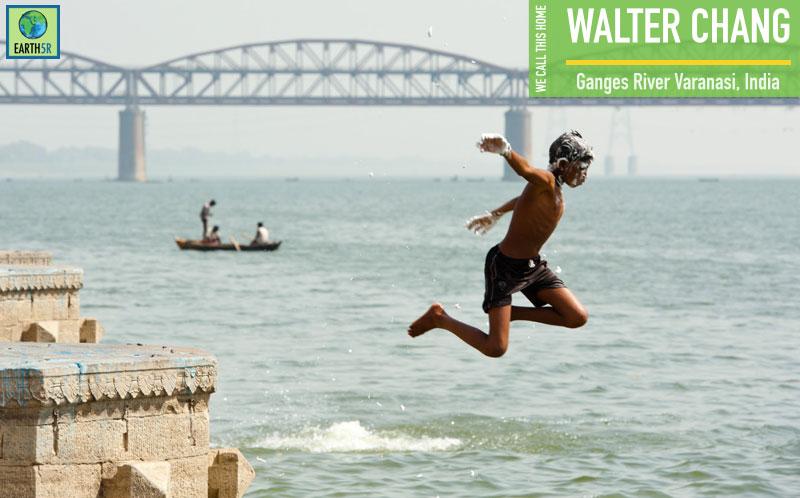 Walter Chang Ganges Varanasi India Earth5R