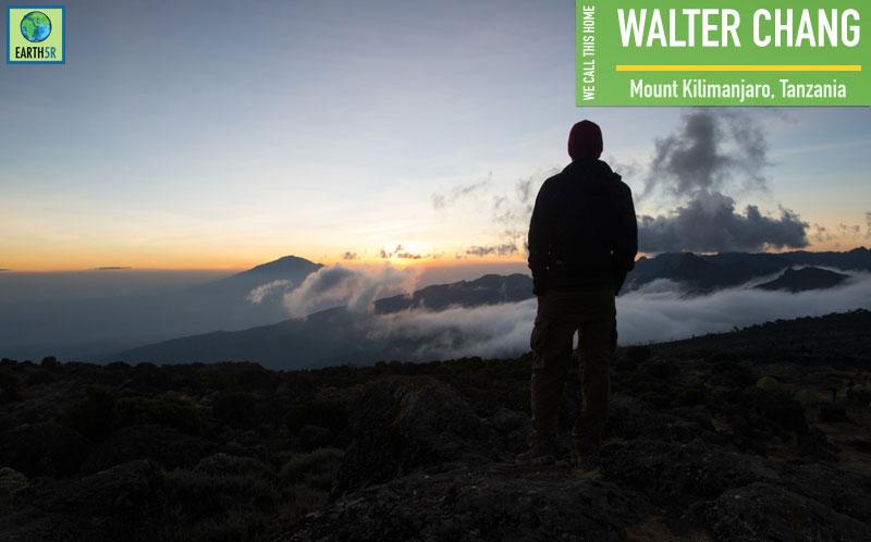 Walter Chang Mount Kilimanjaro Tanzania Earth5R
