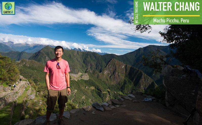 Walter Machu Picchu Earth5R