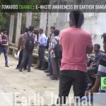 Awareness on environmental hazards of E-waste at Bangalore