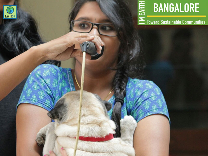IMPACT OF URBAN DEVELOPMENT ON PETS, EARTH TALK , BANGALORE