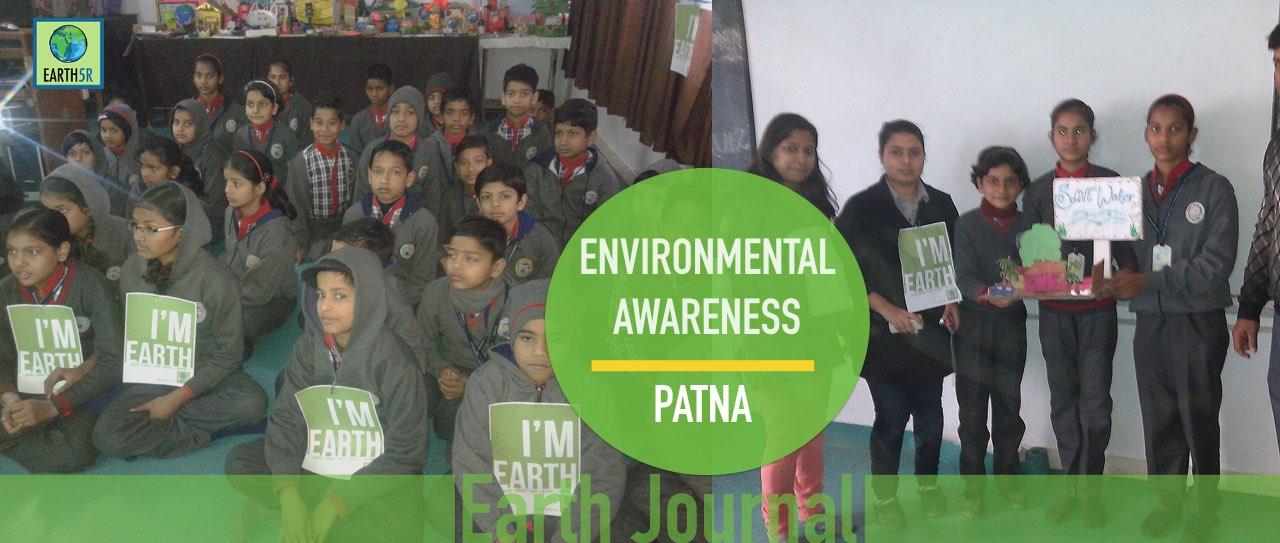 Environmental Awareness Programme at Patna