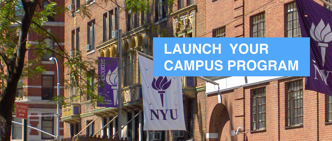 Campus Program Earth5R New York University NYU