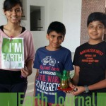 CREATIVE WASTE RECYCLING WORKSHOP FOR CHILDREN- BANGALORE EARTH5R