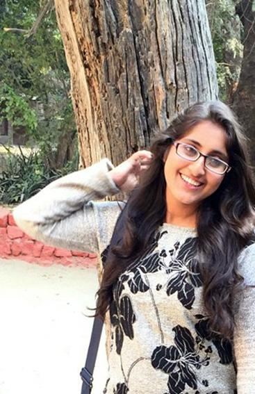 Riya Manuja Earth5R Dyal Singh Evening College Delhi University
