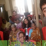 Waste up cycling at Old age home in Pune