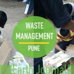 Waste Management Program at Pune by Earth5R