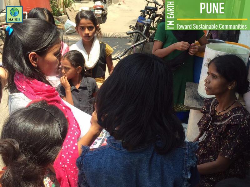 Pune social entrepreneurship 2 Hemal Ingle Sonam Senger Earth5R