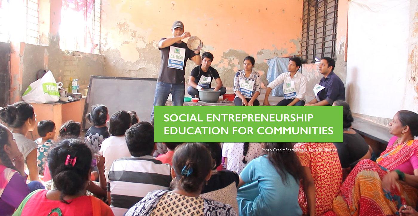 Social-Entrepreneurship-Harshi-Talsania-Saurabh-Gupta-Earth5R