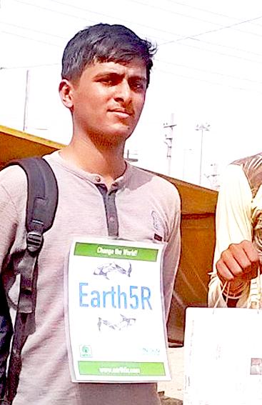 Ravi Tapariya Earth5R LMC Jodhpur