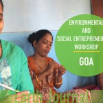 Social Entrepreneurship and Recycling Workshop in Badem, Goa
