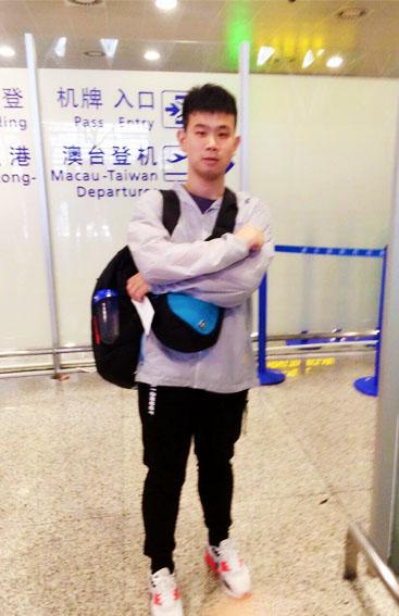Yo Han Mervin Earth5R Xi'an Jiao Tong Liverpool University