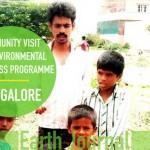 Community visit to Garudacharpalya, Bangalore