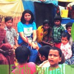 Environmental Education for Slum community at Bangalore
