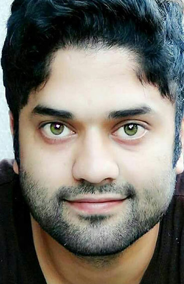 Manzoor Bhatt Earth5R Volunteer Zee Salaam SriNagar