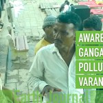 Awareness on the Ganga River Pollution by Earth5R Varanasi