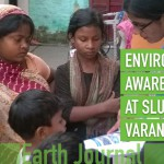 Environmental Awareness at Slums in Varanasi