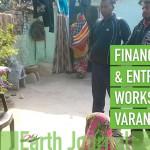 Social Entrepreneurship and Financial Literacy Workshop at Varanasi