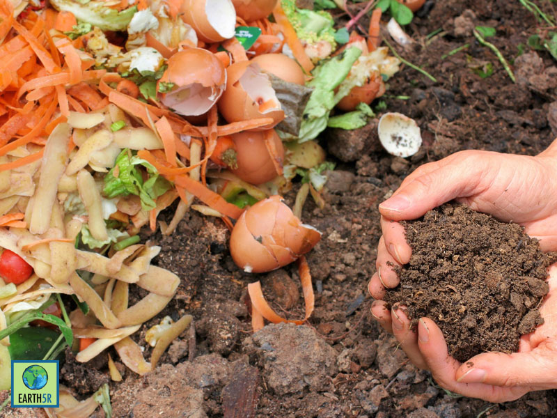 Composting at Pune by Earth5R