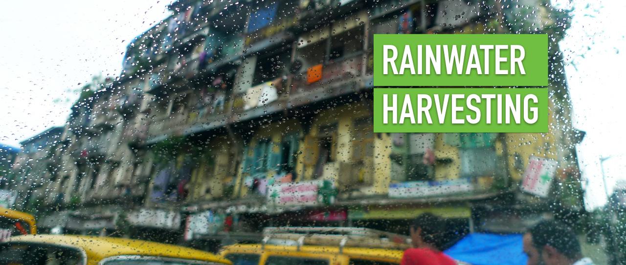 RAINWATER HARVESTING BY EARTH5R