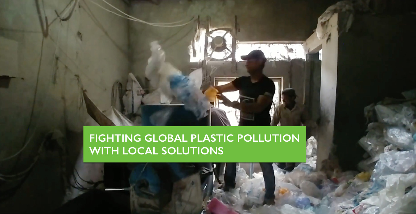 Plastic-Recycling-Earth5R-Saurabh-Gupta-Young-Leader-India-France