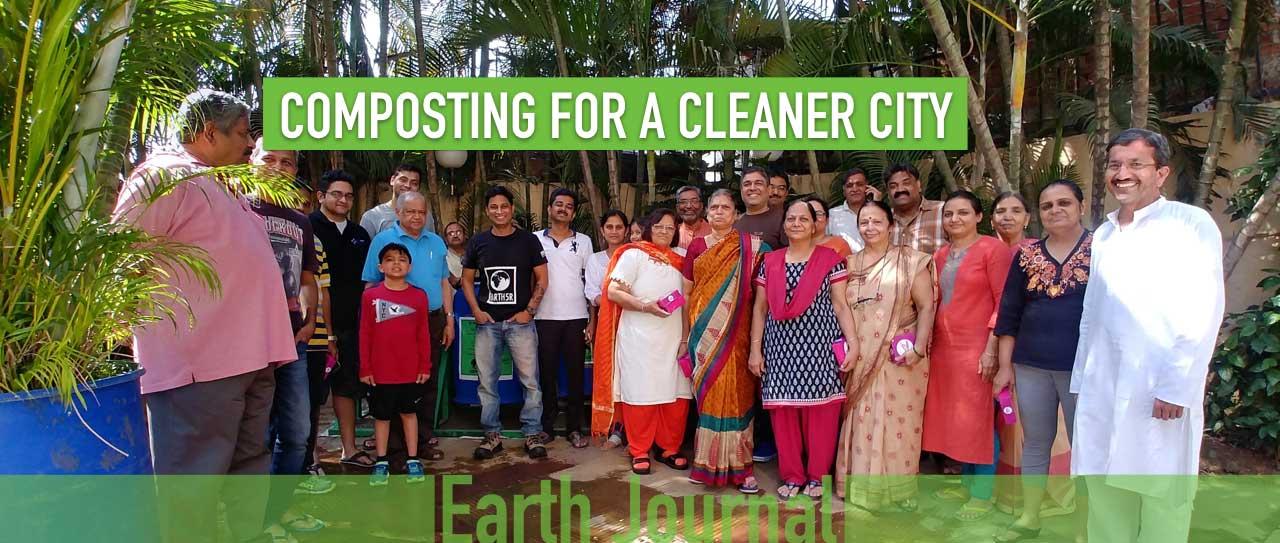 Composing Waste Management Earth5R Mumbai Sustainable Development Goals SDG
