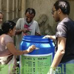 Zero Waste Trainings and Composting Installations in Mumbai