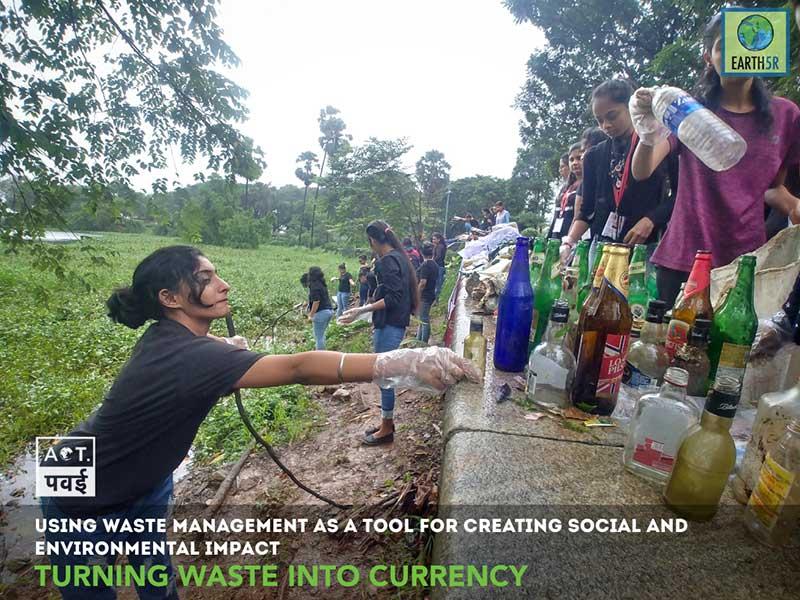 Powai Mumbai Environmental Organisation Waste Composting Volunteering Internship