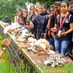 Lake Cleanup and Recycling at Mumbai