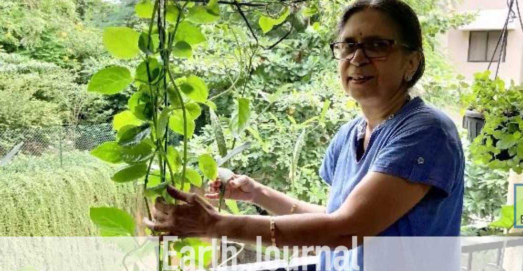 Sudha Bhujle ACT Powai Mumbai Environmentalist Earth5R Waste Management Recycling