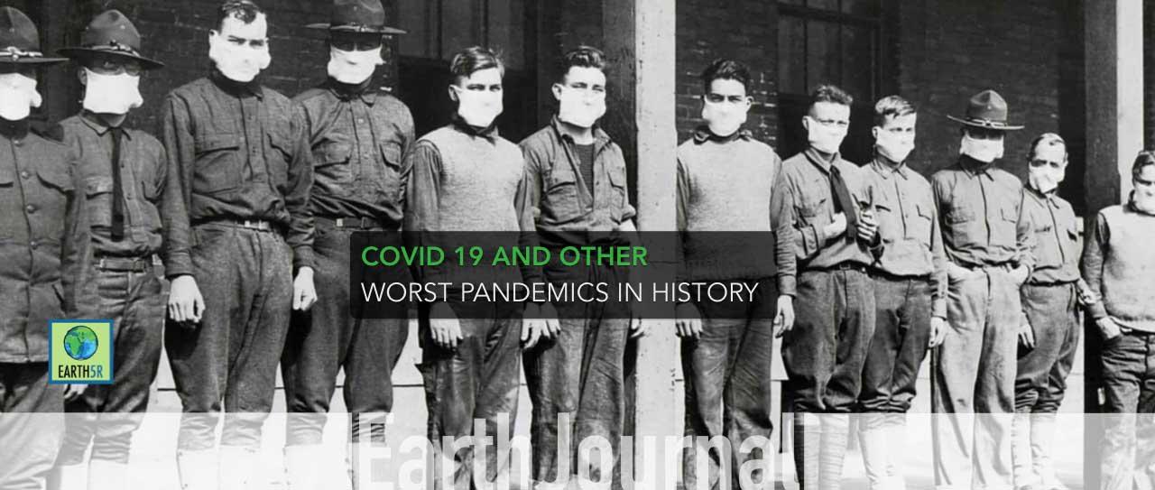 Coronavirus COVID 19 Pandemic Prevention Sustainability Training CSR NGO Earth5R