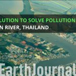 New solution to solve pollution issues in Tha Chin River, Thailand