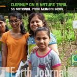 Nature trail and clean-up at Sanjay Gandhi Borivali National Park, Mumbai