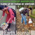 A simple dose of inspiration: Clean up at Thane by Earth5R