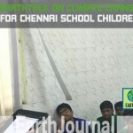EARTHTALK ON CLIMATE CHANGE BY EARTH5R AT VANI VIDYALAYA HIGHER SECONDARY SCHOOL, CHENNAI