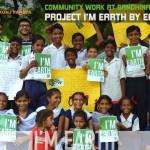 Tree plantation by Earth5R Gandhinagar
