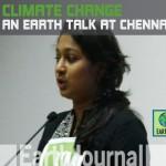 Climate Change: Chennai Earth Talk