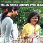 Nature trails & clean-up at Sanjay Gandhi National Park, Mumbai