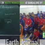 Earth Talk on Waste Management for School Children: Bangalore Earth5R