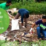 Towards a cleaner Gandhinagar: Clean-up drive by Earth5R