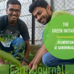 Improving the environmnt of Gandhinagar: Plantation Drive by Earth5R